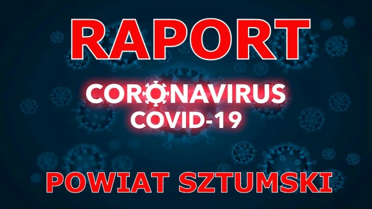 Koronawirus. Raport z powiatu sztumskiego z dnia 8 kwietnia 2020 r.