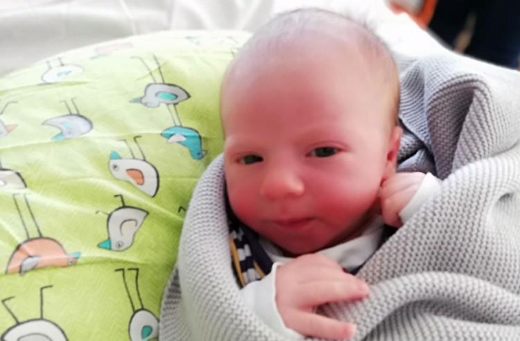 Jestem Filip, urodziłem się w Malborku.