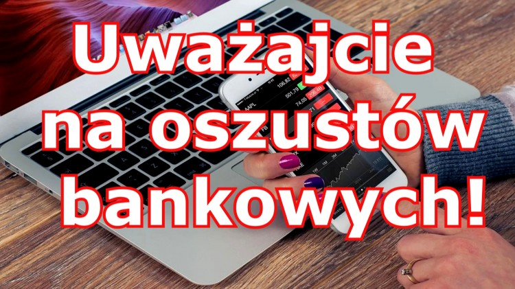 Policja ostrzega przed nietypowym bankowym oszustwem. Kobieta straciła prawie 20 tysięcy złotych.