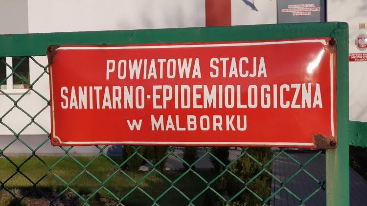 Z ostatniej chwili – już 31 osób zarażonych koronawirusem w powiecie malborskim.