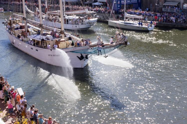 Baltic Sail Gdańsk we wrześniu