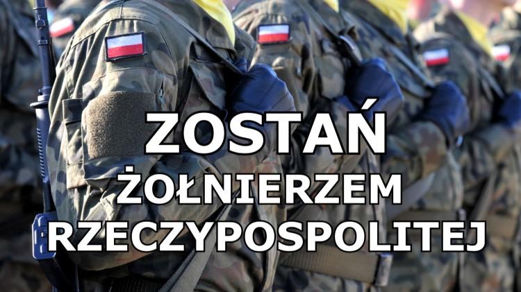 """Kampania """"Zostań żołnierzem Rzeczypospolitej"""" dotarła do Malborka."""