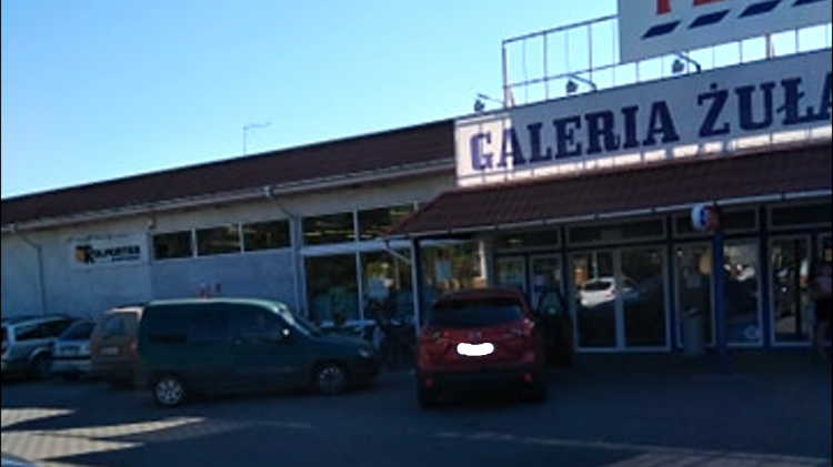 Mistrz (nie tylko) parkowania na Warszawskiej w Nowym Dworze Gdańskim.