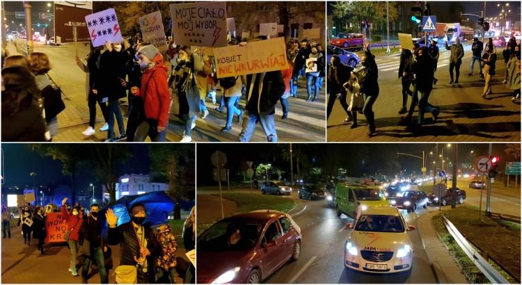 Malborski Strajk Kobiet - Czarna Jazda. Zobacz ogromne protesty. [foto i wideo]