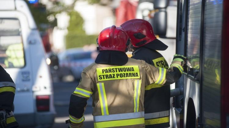 Trujący gaz w przedszkolu – raport sztumskich służb mundurowych.