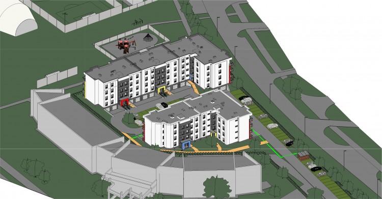 Nowe mieszkania na Osiedlu Sportowym w Malborku trafiły do sprzedaży
