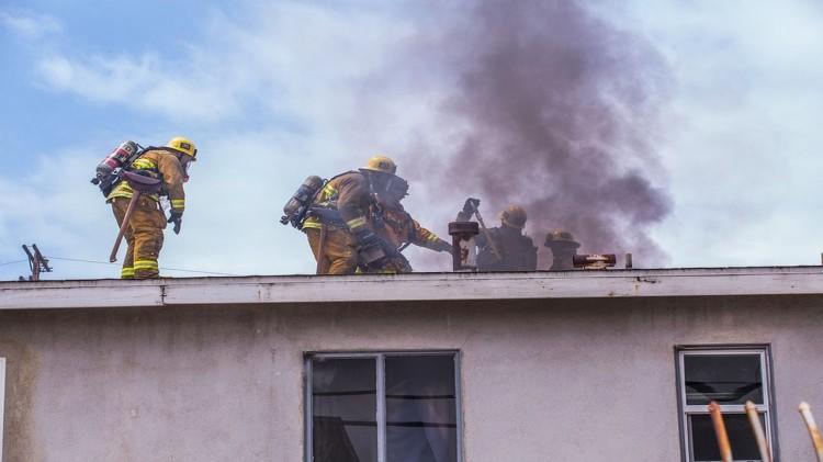 Groźne pożary w powiecie – raport sztumskich służb mundurowych.