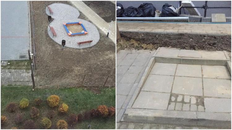 """Malbork. Spór wokół ciągów komunikacyjnych na Konopnickiej - """"Jak mają niepełnosprawni poruszać się na wózkach inwalidzkich""""?"""