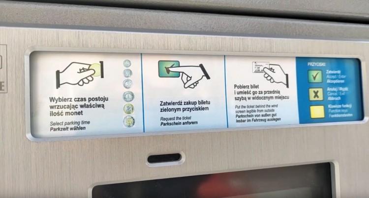 Malbork. Parkometry nie przyjmują monet z 2020 r.