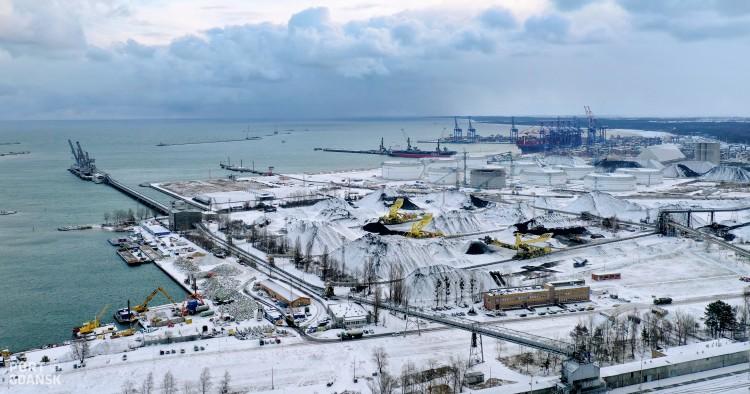 Port Gdańsk zdobywa podium na Bałtyku
