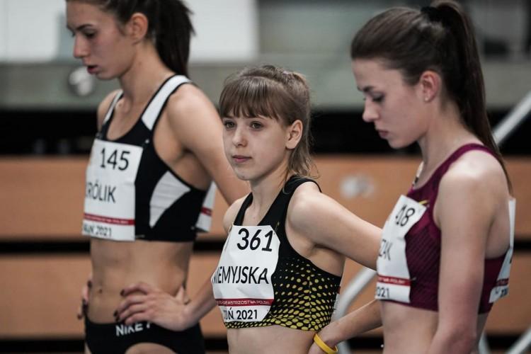 Nowy Dwór Gdański. Beata Niemyjska na 5 miejscu w Halowych Mistrzostwach Polski w Toruniu.