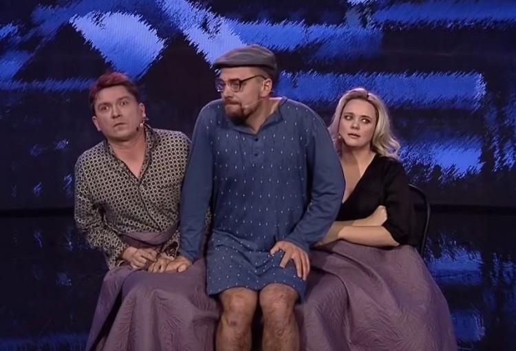 Kabaret Czesuaf wystąpi w Sztumie.