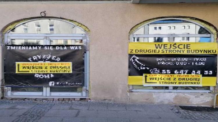 Malbork. Mieszkańcy zaniepokojeni zmianą kamienicy na Kościuszki.
