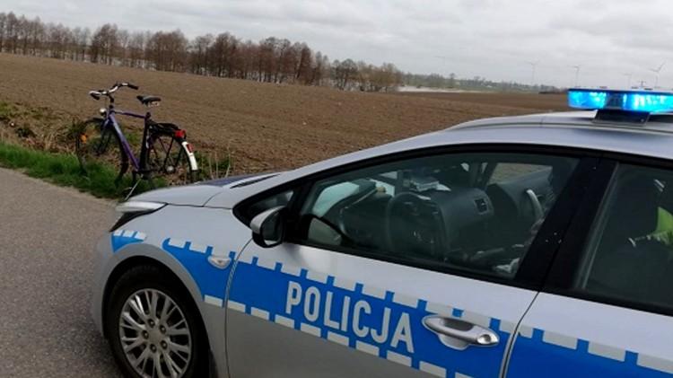 Rowerzyści na podwójnym gazie – raport sztumskich służb mundurowych.