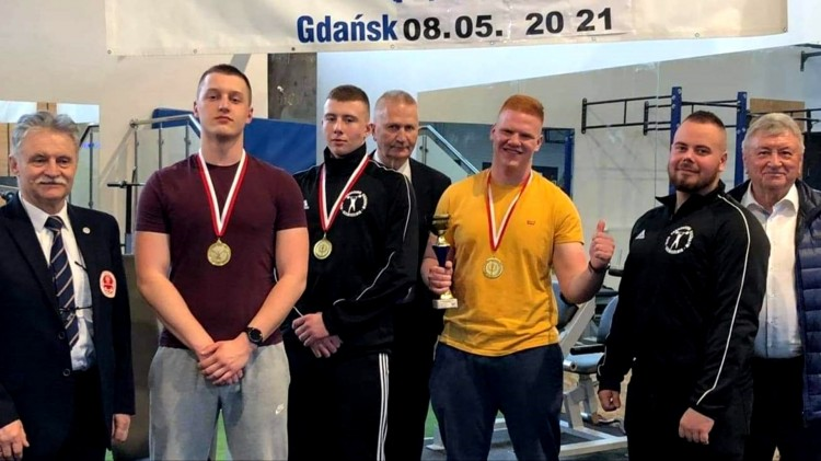 Malbork. Sukces sztangistów MKS Rzemieślnik na Międzynarodowym Turnieju Młodych Talentów w Gdańsku.