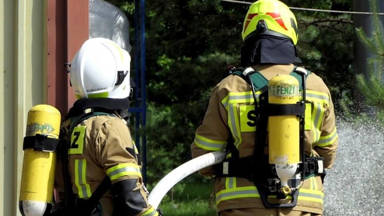 Ponad pół miliona dla strażaków ochotników na zakup sprzętu.