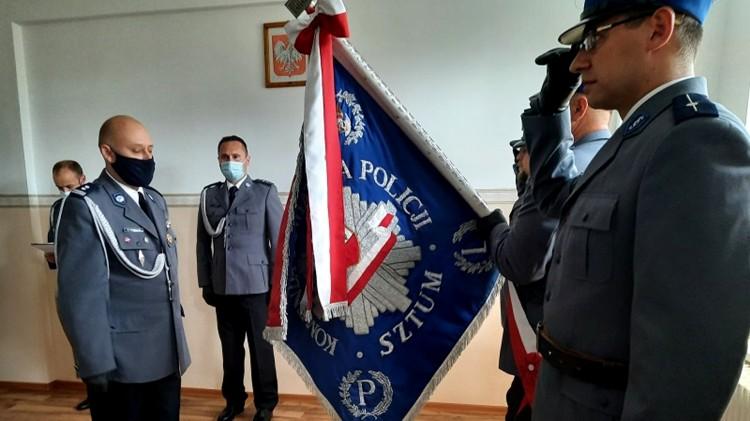 Sztum. Powiatowe obchody Święta Policji.