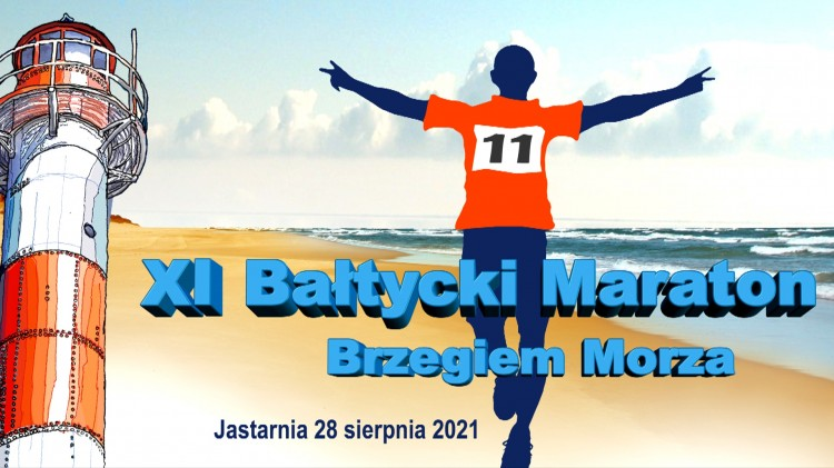 W sobotę XI Bałtycki Maraton Brzegiem Morza w Jastarni.