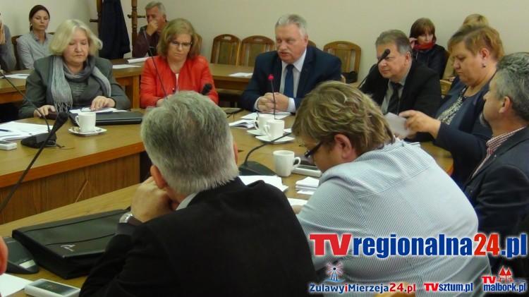Reorganizacja ADM w Nowym Stawie. XII Sesja Rady Miejskiej – 29.09.2015