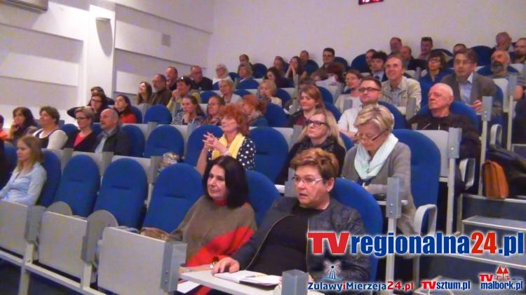Konferencja Dzieje prac konserwatorskich w Zespole Kościoła NMP w Malborku - 30.09.2015