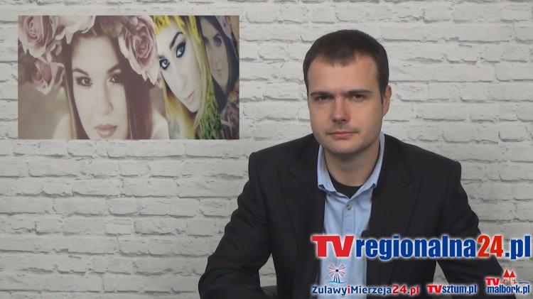 Wystawa Kamy Trojak w Nowym Stawie. Info Tygodnik. Malbork - Sztum - Nowy Dwór Gdański – 09.10.2015