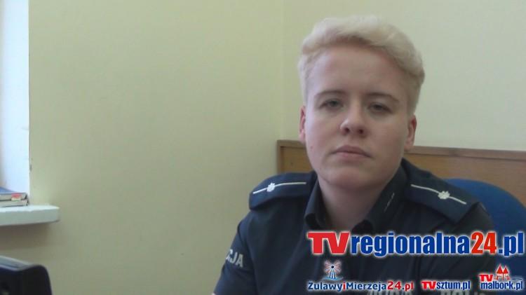Potrącenie pieszego na DK22. Weekendowy raport malborskich służb mundurowych - 16.11.2015