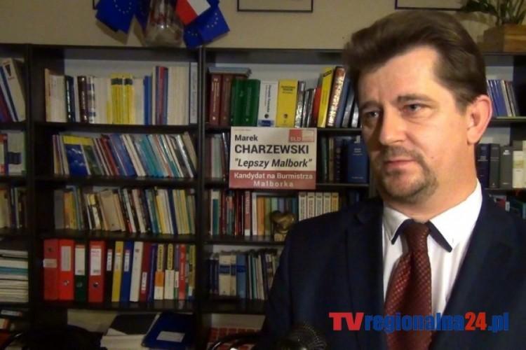 Rok urzędowania burmistrza Charzewskiego coraz bliżej. Czekamy na Wasze pytania do włodarza Malborka. - 18.11.2015