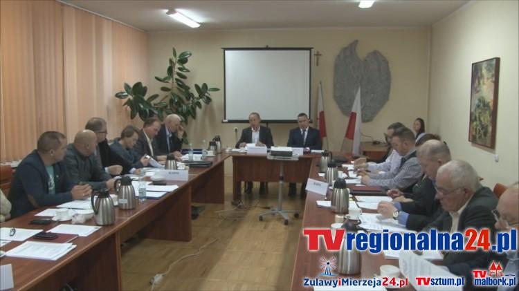 Czy rolnicy będą płacić mniejszy podatek o 10 %? XI sesja Rady Miejskiej w Dzierzgoniu – 26.11.2015