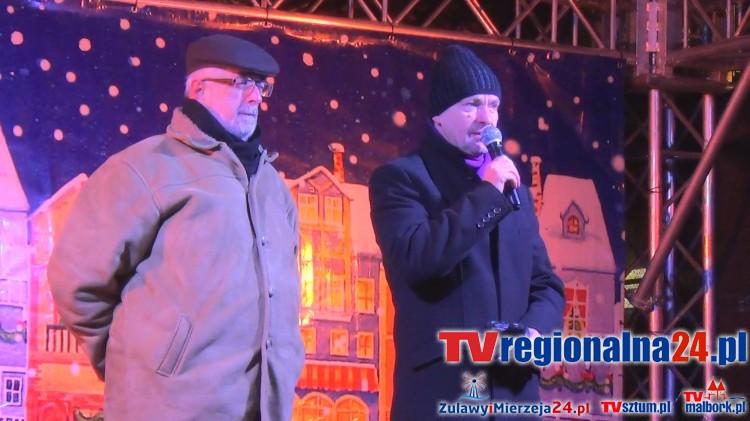 Miejska zabawa Mikołajkowa na Placu Wolności w Sztumie - 06.12.2015