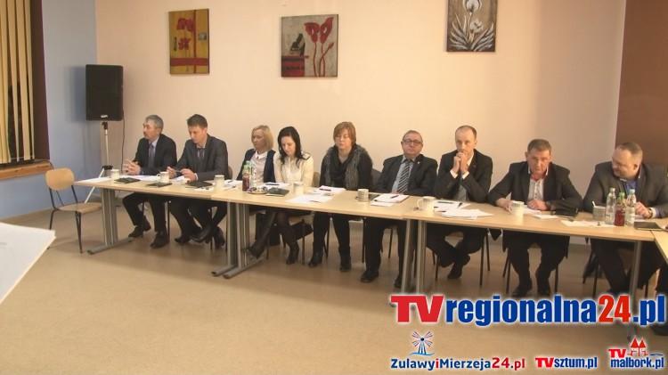 Budżet na 2016 rok przyjęty. Sesja Rady Gminy Stary Dzierzgoń - 30.12.2015
