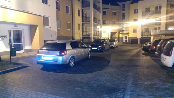 Kolejni mistrzowie parkowania na Słowackiego w Malborku - 29.01.2016