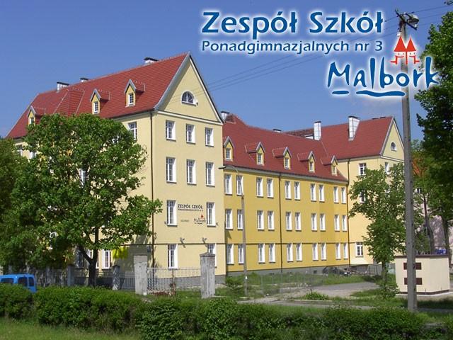 ZSP3 w Malborku zatrudni nauczycieli - 22.03.2016