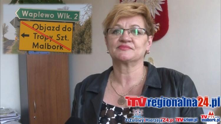 Czy doczekamy remontu drogi do Dzierzgonia? - 13.04.2016
