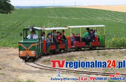 Żuławska Kolej ogrodowa w Żuławce Sztumskiej zaprasza – 20.04.2016