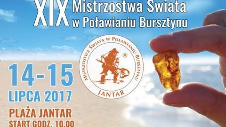 Jantar: Zapraszamy na XIX Mistrzostwa Świata w Poławianiu Bursztynu.…