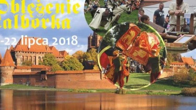Oblężenie Malborka 2018: Zobacz szczegółowy program jednej z największych…