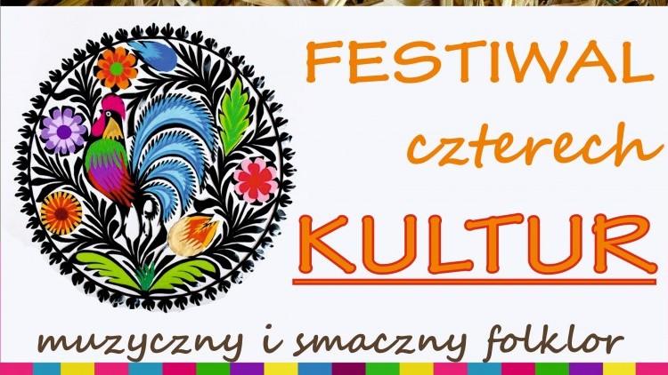 Festiwal Czterech Kultur 18 sierpnia w Dzierzgoniu