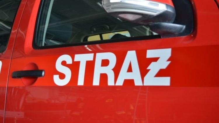 Pożar samochodu osobowego, pęknięta rura oraz zadymienia - tygodniowy…