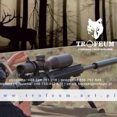 Trofeum | Strzelnica | Sklep myśliwski