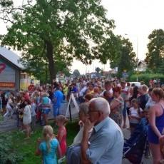 Łobuzy zrobiły hałas w Stegnie. Wideo i fotorelacja – 26.07.2016