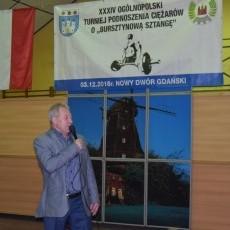 Nowy Dwór Gdański. XXXIV Ogólnopolski turniej w podnoszeniu ciężarów…