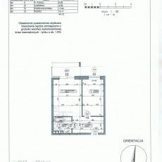 Osiedle Grafitowe : Ostatnie mieszkanie 2 - pokojowe z balkonem na sprzedaż!