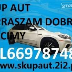 Skup Aut Malbork tel.669787480 okolice kupimy każde auto bardzo dobre i do remontu