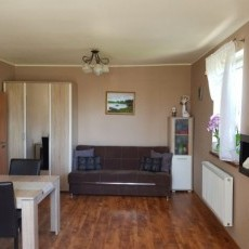 Sprzedam pół domu w Nowej Wsi Malborskiej przy ulicy Moniuszki