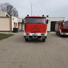 Samochód Star 244. Ochotnicza Straż Pożarna w Stogach sprzeda samochód