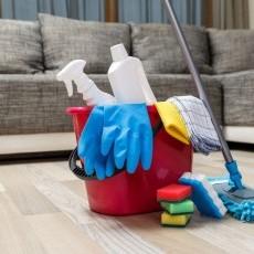 Sprzątanie, mieszkań, domów, biur, opieka nad grobami.