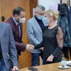Rada Miejska w Nowym Stawie wybrała nowego przewodniczącego i jego zastępcę.…