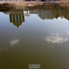 Malbork. Bulwar i kamienice nad Nogatem. Zobacz najnowsze wideo z drona…