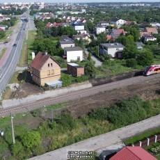 Sygnalizacja uszkodzona, szlabany nie działają - pociągi kursują.…